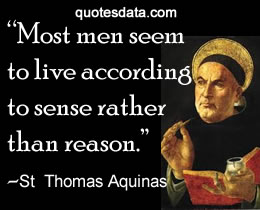 """philosopher report on st thomas aquinas Aquinas st thomas aquinas was a dominican priest and scriptural theologian  he took seriously the medieval maxim that """"grace perfects and builds on nature."""